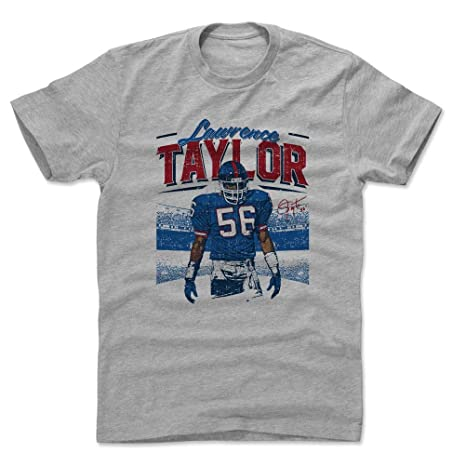 new arrivals 9d2d6 da076 Amazon.com : 500 LEVEL Lawrence Taylor Shirt - Vintage New ...