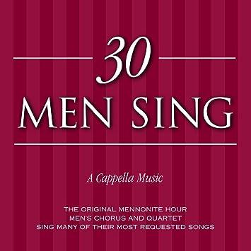 30 Men Sing