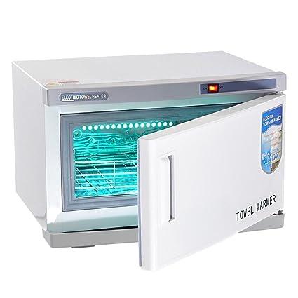 Triprel Inc Portable 2 In 1 Hot Towel Warmer UV Sterilizer Cabinet Massage  Beauty Salon Spa