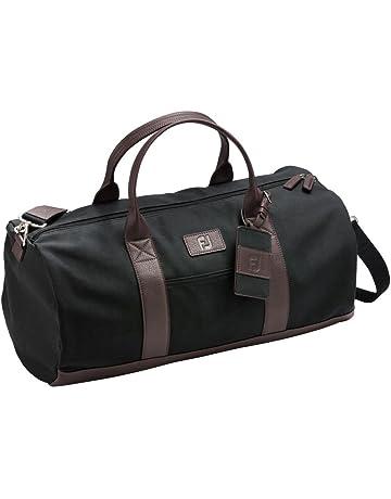d0e0fdcc7c06 FootJoy Canvas Duffel Golf Bag