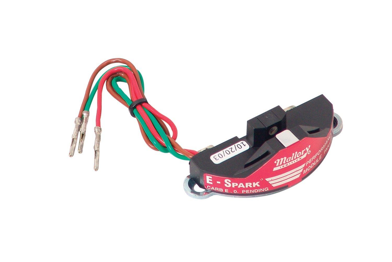 Mallory 6100m Distributor Module E Spark Thermalclad Replacement Parts Automotive