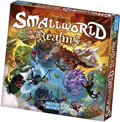 Small World Realms Expansion by Days of Wonder