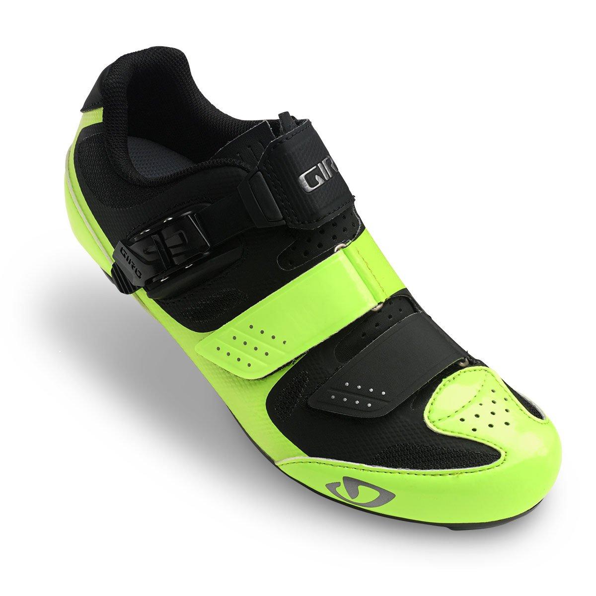 Giro Solara II Womens Road Cycling Shoes B01LYGQJDQ 38.5 M EU|Highlight Yellow/Black