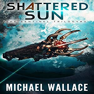 Shattered Sun Audiobook