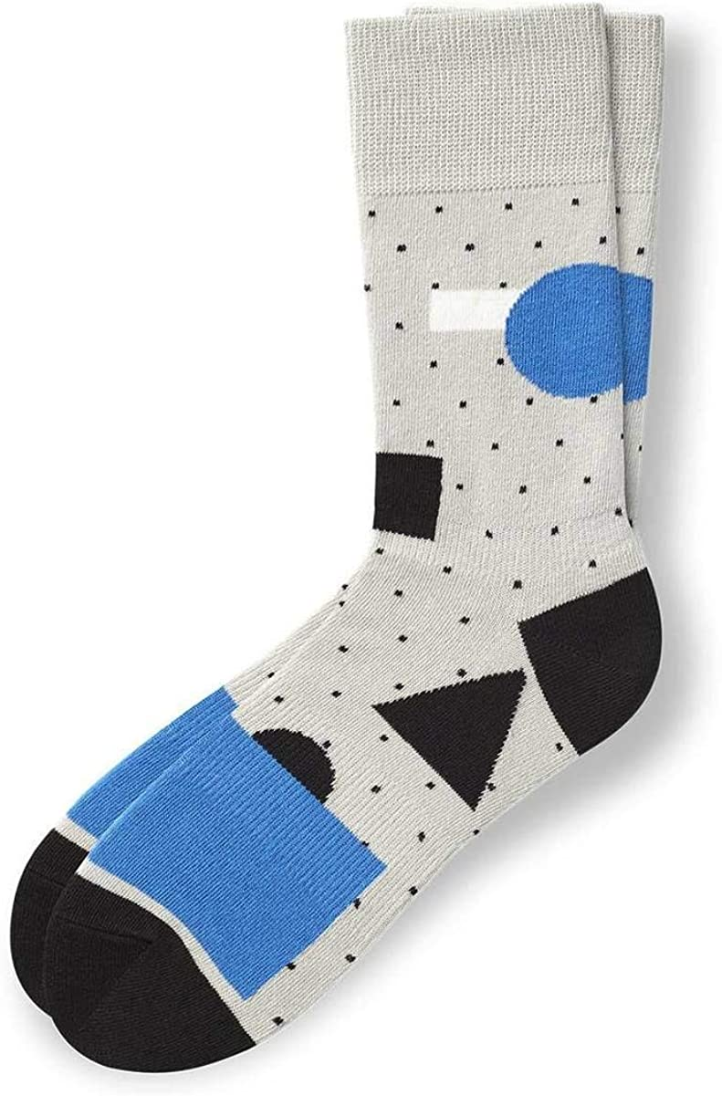 Pair of Thieves Men's Patterned Crew Socks – Sneaky Performance Casual Socks for Men – Ready for Everything