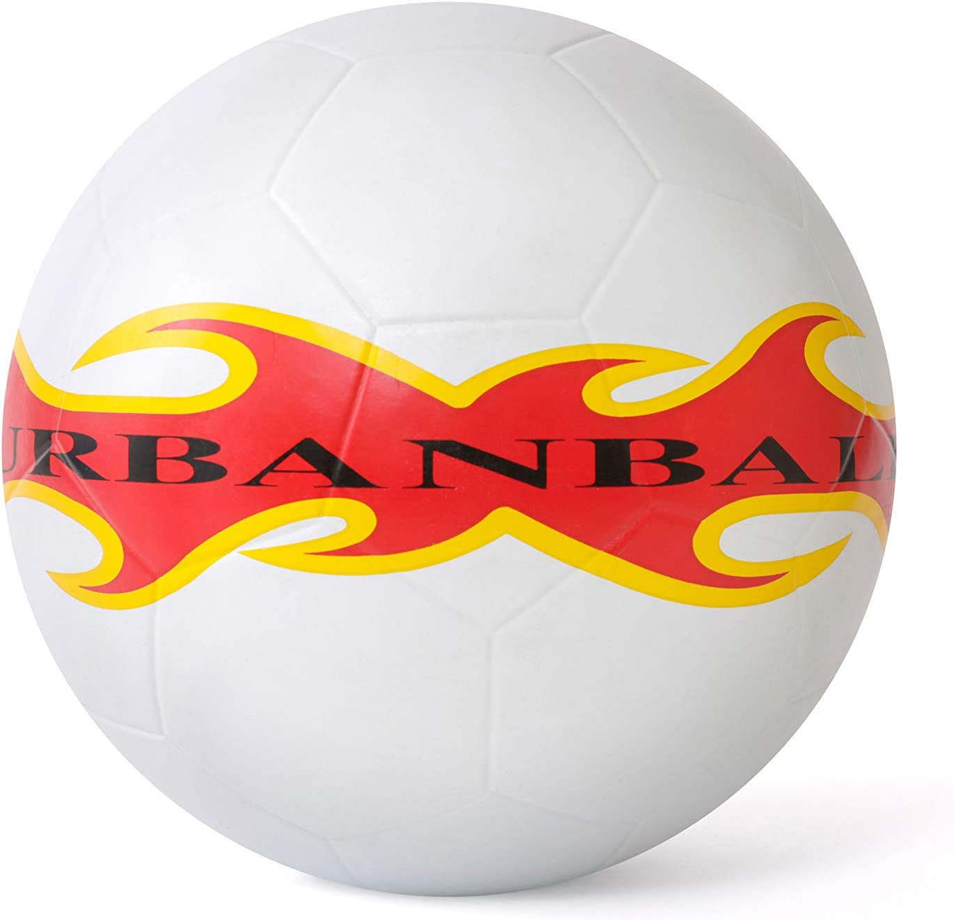 URBANBALL WHITEFIRE - Balón de fútbol freestyle: Amazon.es ...