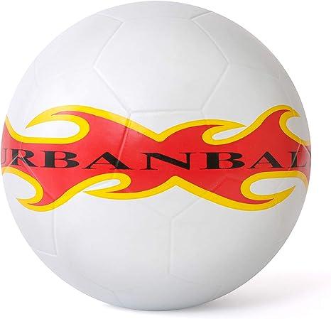 URBANBALL WHITEFIRE - Balón de fútbol Freestyle: Amazon.es ...
