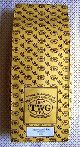 TWG Tea - Moroccan Mint Tea (TWGT4006) - 17.63oz / 500gr Loose Leaf BULK BAG by Unknown