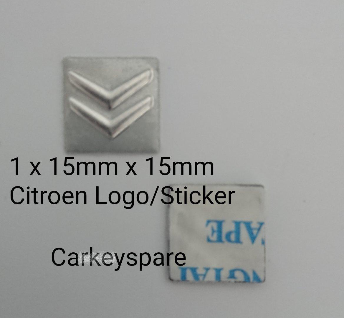 1x badge logo emblème autocollant à citroen porte clés c2 c3 c4 c5 c8 picasso saxo amazon fr high tech