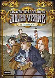 El faro maldito: Las aventuras del joven Julio Verne 2 Las aventuras del joven Jules Verne: Amazon.es: Capitán Nemo: Libros