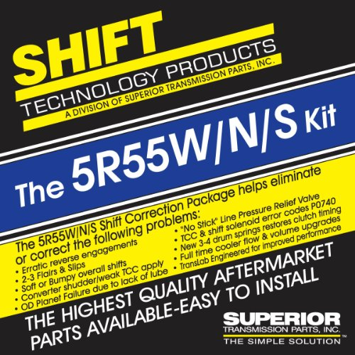 Superior K5R55WNS Shift Correction Package 5R55N - Buy