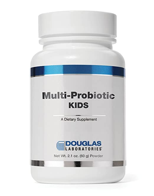 Amazon.com: Douglas Laboratories - Multi-Probiotic Kids - Provides Probiotics and Prebiotics to Support Gut Microflora and Immunity - 2.1 oz.