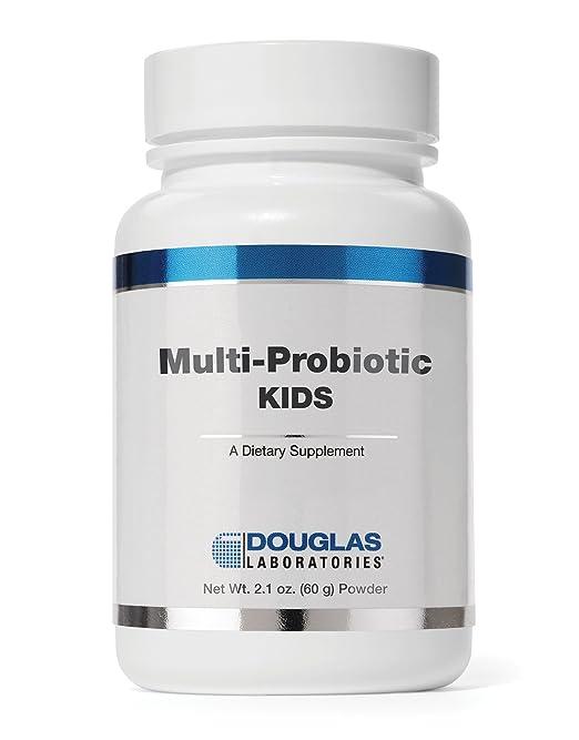 Amazon.com: Douglas Laboratories - Multi-Probiotic Kids - Provides Probiotics and Prebiotics to Support Gut Microflora and Immunity - 2.1 oz.