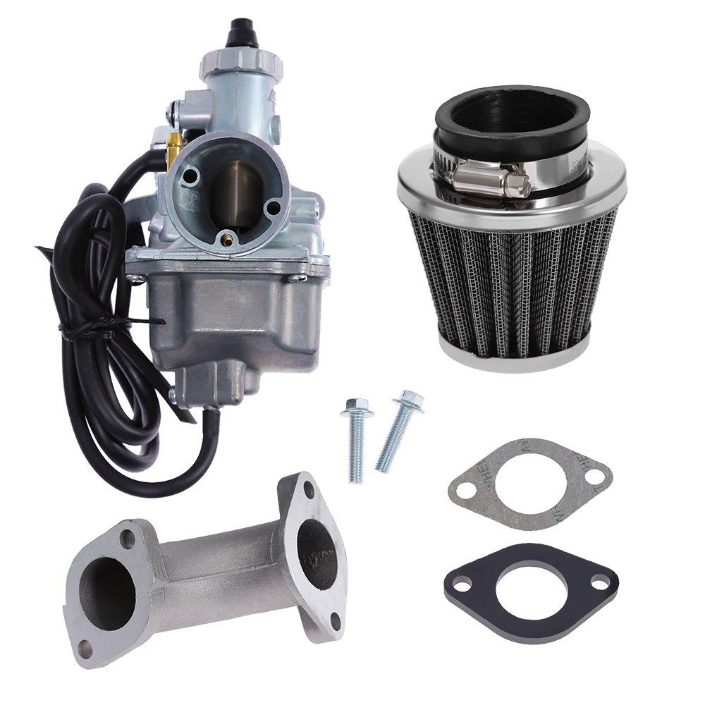 VM22 Carburetor Air Filter CARB Kit Repalce for GX200/GX160/HONDA CLONE. Drift Trike, Mini Bik