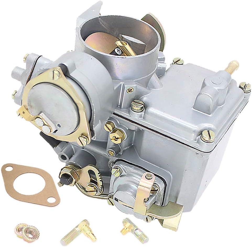 Lizudian Adjustable Carburetor for Tecumseh 8HP 9HP 10HP Snowblower 640349 640052 640054 640058 640058A Oregon 50-659 STENS 520-926 Carb