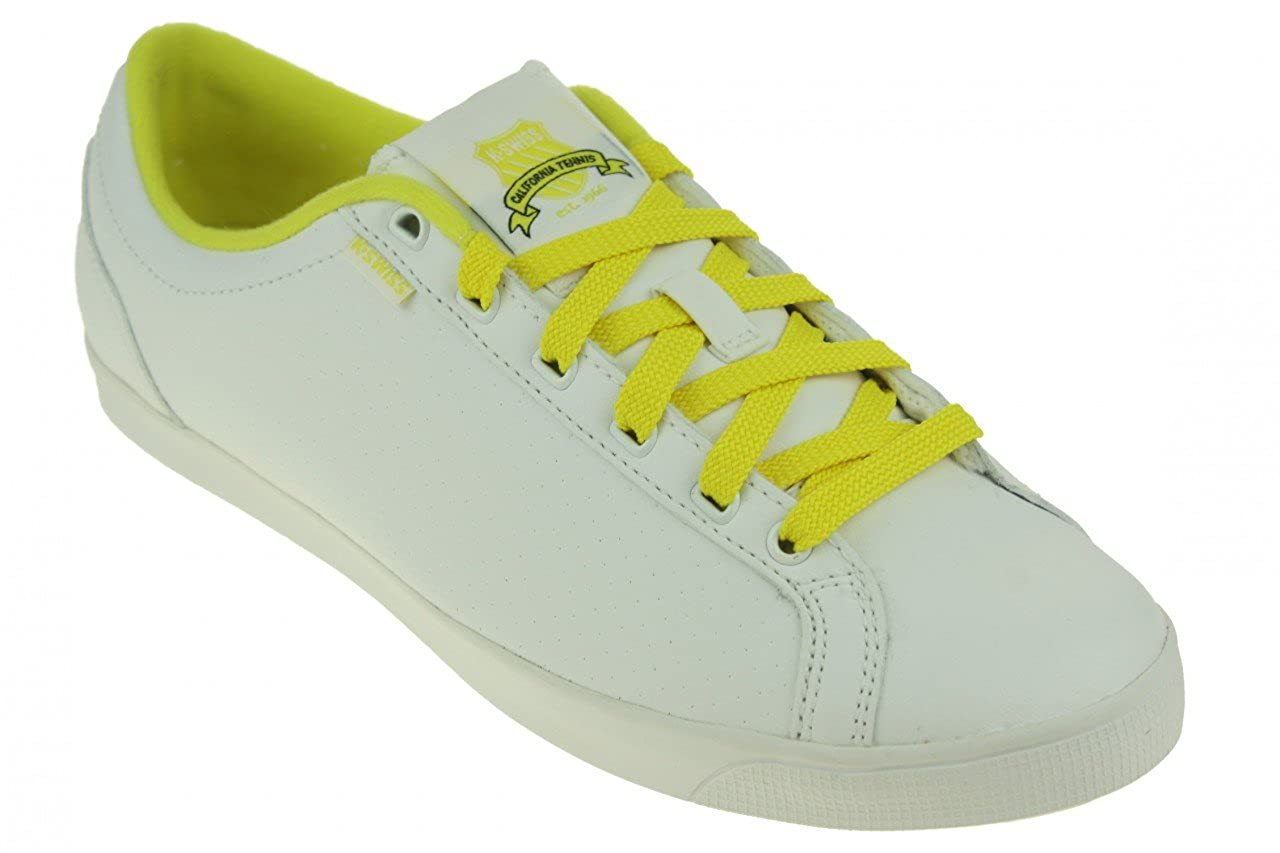 K-Swiss ALL COURT TENNIS Leder Sneaker weiß 82674136