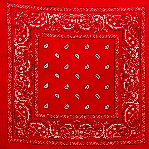 Party Accessory Amscan Bandana Red 255561