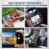 [3800mAh] Galaxy S5 Battery, SHENMZ New Upgrade