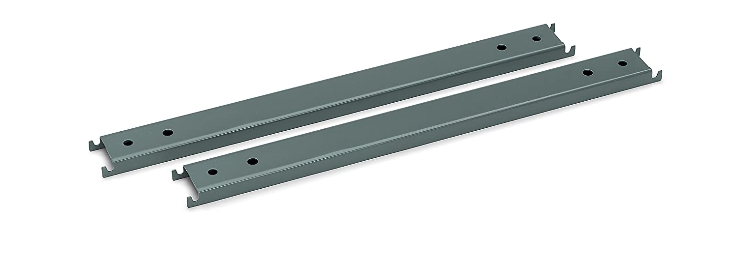 HON Double Front-to-Back Hanging File Rails, 2 per Carton (H919492)