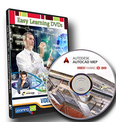 Learn AutoCAD MEP Video Training DVD: Amazon in: Software