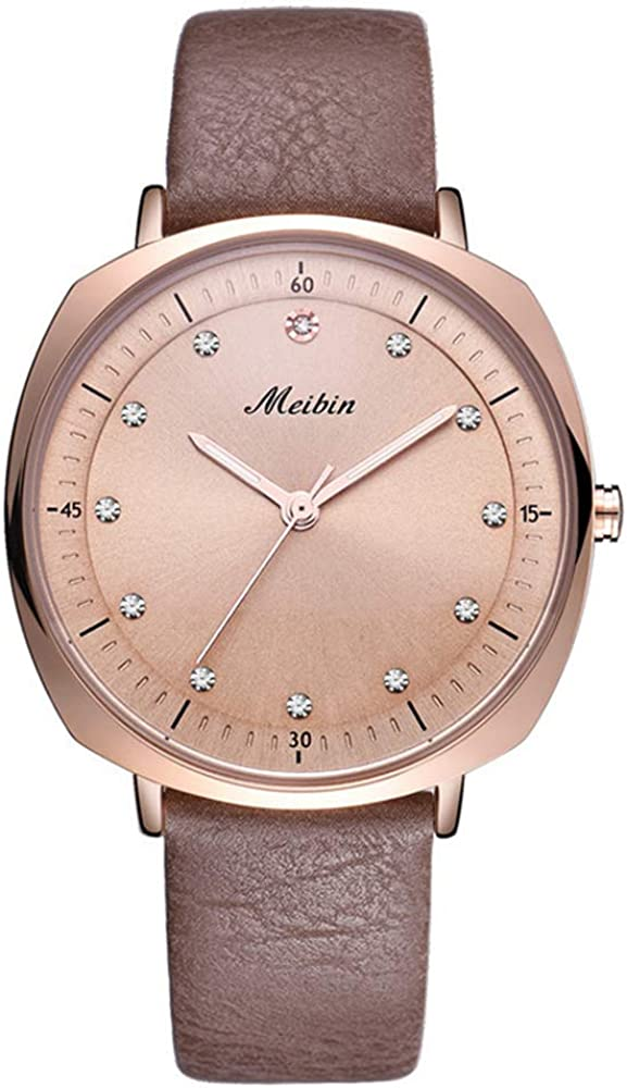 Women s Waterproof Watch, Casual Analog Quartz Wrist Watch for Ladies Girls, Fashion Female Watch