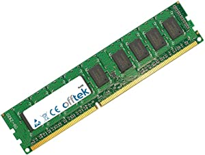 OFFTEK 4GB Replacement RAM Memory for Dell PowerEdge R710 (DDR3-10600 - Reg) Server Memory/Workstation Memory