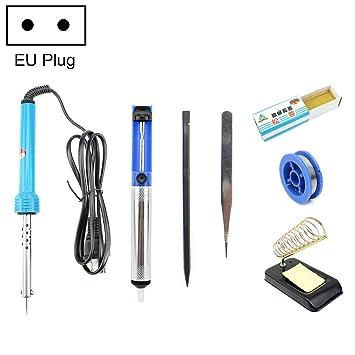 herramientas manuales, JIAFA JF-8123 8 en 1 30W conjunto de herramientas de soldador (SKU : Etp6318a): Amazon.es: Bricolaje y herramientas