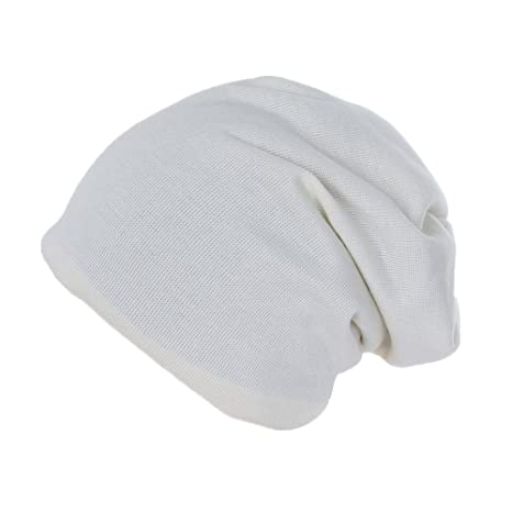 Jersey lungo berretto caldo cappello unisex tinta unita Trend invernali per  uomini e donne: Amazon.it: Abbigliamento