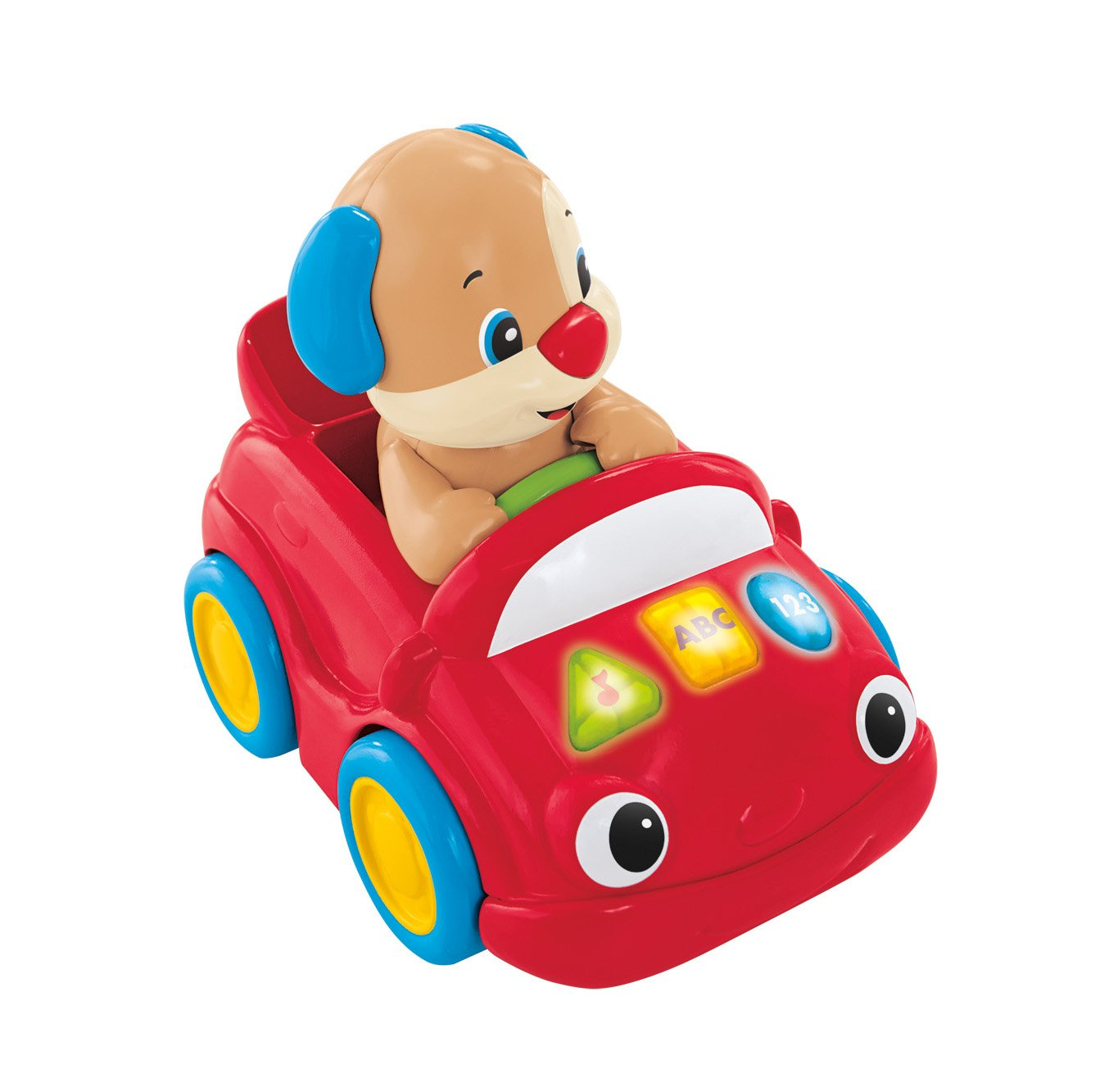 Fisher Price Puppy S Smart Stages Push Car