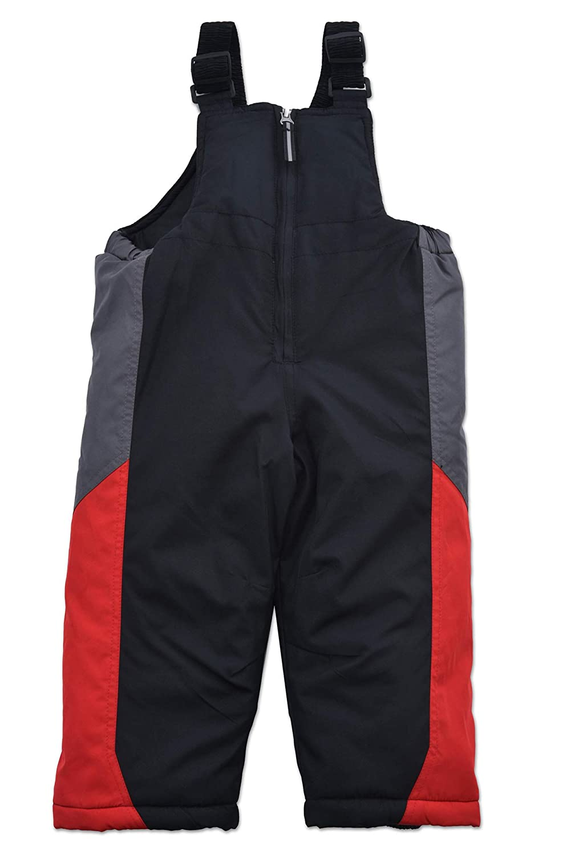 Arctic Quest Infant /& Toddler Boys Ski Jacket and Snowbib Snowsuit Set