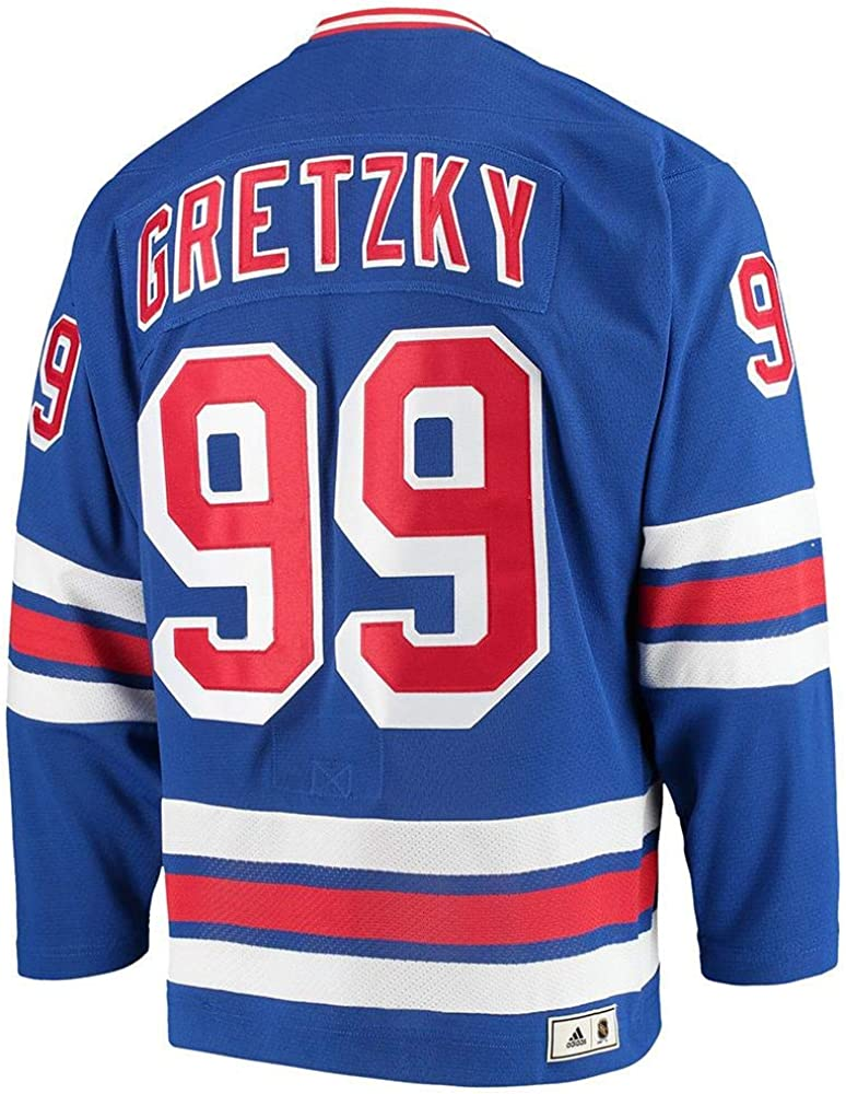 6-10 Youth Small//Medium NHL New York Rangers Youth Outerstuff Replica Jersey-Away White