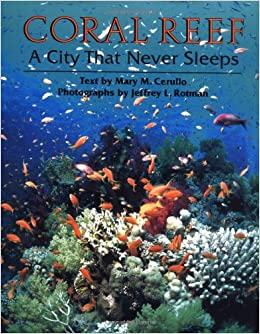 Coral reef a city that never sleeps mary m cerullo coral reef a city that never sleeps mary m cerullo 9780525651932 amazon books sciox Image collections