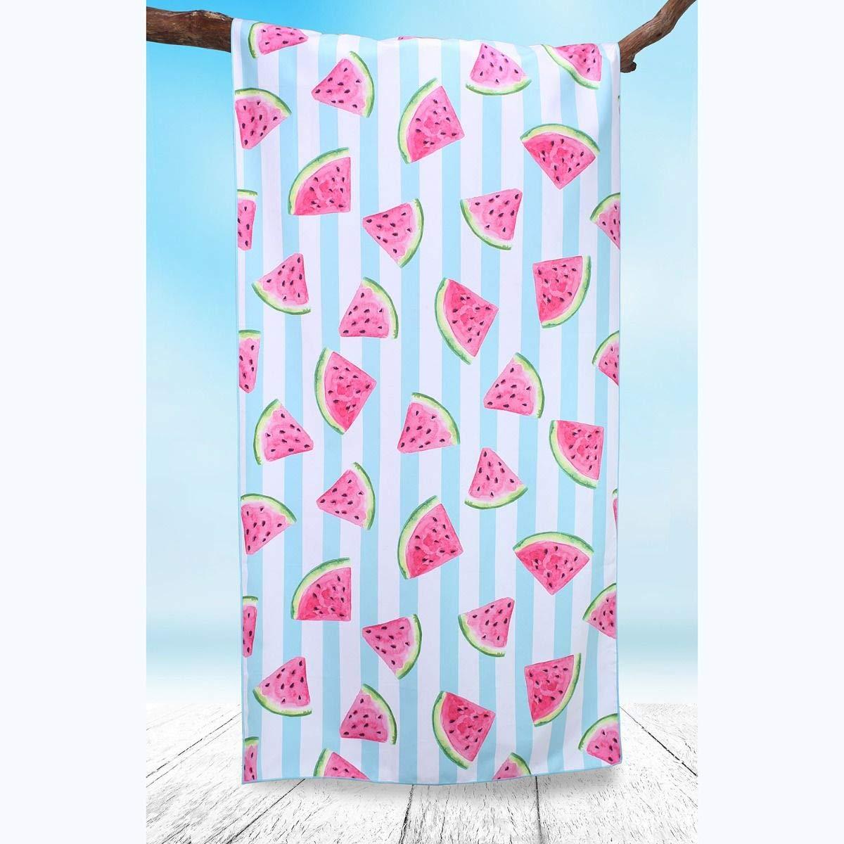 DecoKing Strandtuch 80x180 cm Mikrofaser k/ühlend schnelltrocknend leicht saugstark Anti Sand Flamingo Badetuch Duschtuch Sporthandtuch Reisehandtuch wei/ß rosa blau Lagoon