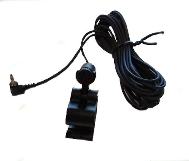 Microphone for Kenwood Stereo DDX6703S KVT-7012BT DMX7704S DDX6903S DDX9703S