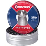 Crosman Destroyer Pellets, .177 caliber, 4.5mm, 250ct
