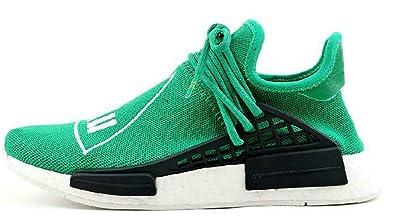 PW Human Race NMD Pharrell BB0620 Green Scarpe da