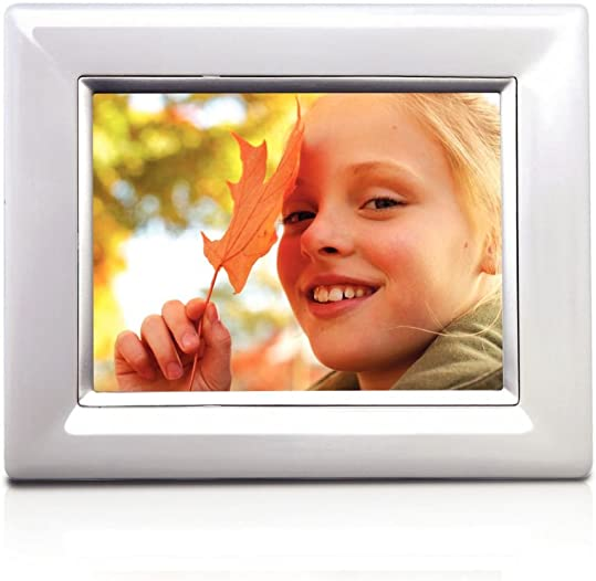 Philips 8FF2FPW/37 8″ Digital Picture Frame White