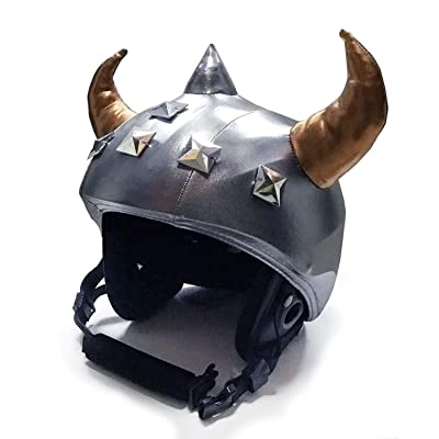 CrazeeHeads The Viking Helmet Cover : Cycling Equipment : Sports & Outdoors