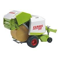 BRUDER - 02121 - Presse CLAAS Rollant 250 - Verte