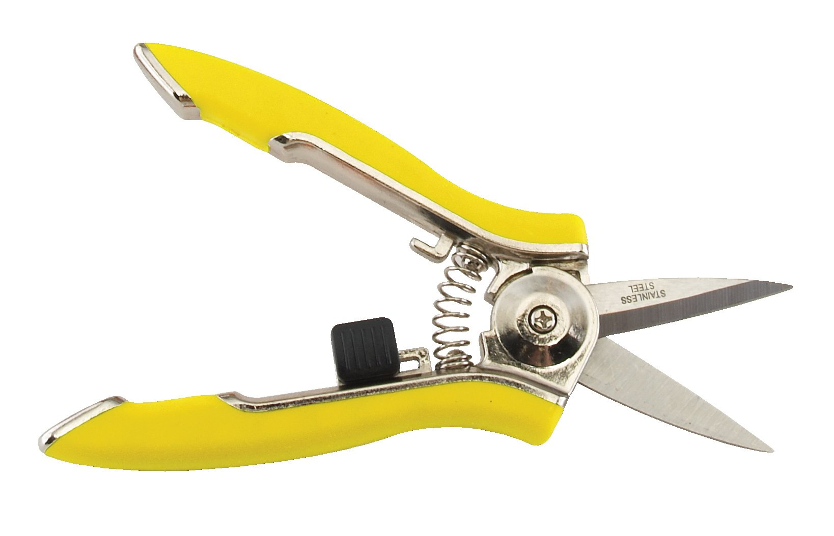 Dramm 18023 Stainless Steel Compact Shear, Yellow