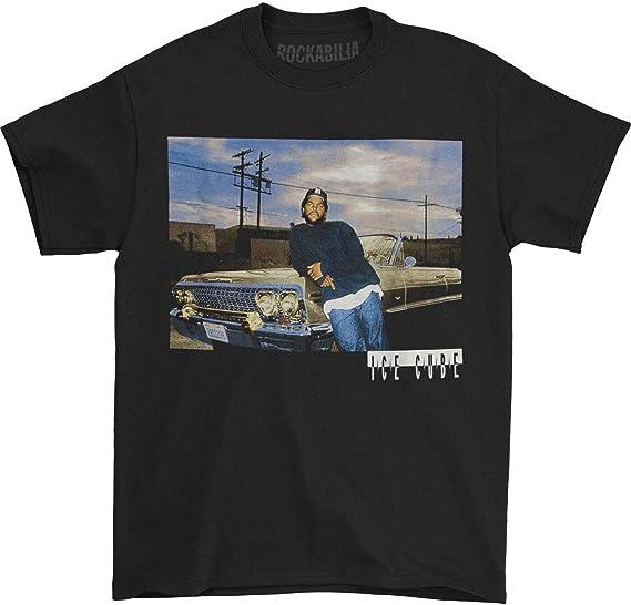 Ice Cube Men's Impala Black T-shirt Black