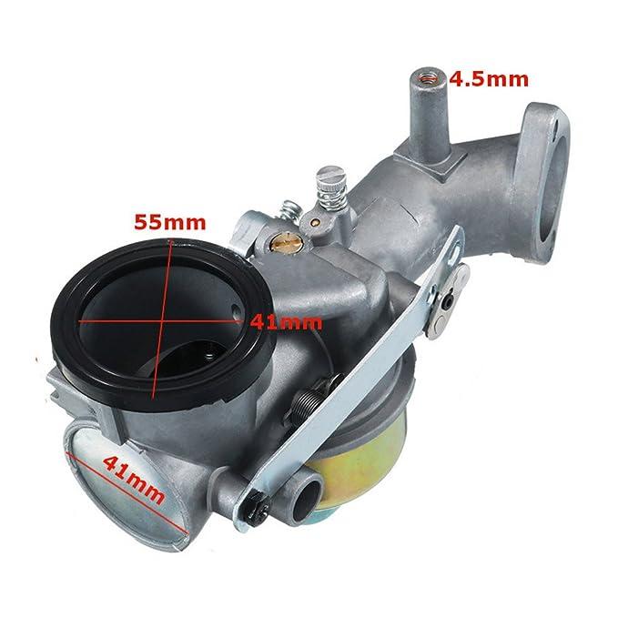 Vergaser 12HP  Motor für Briggs /& Stratton 491026 491031 490499 281707 281702 DE