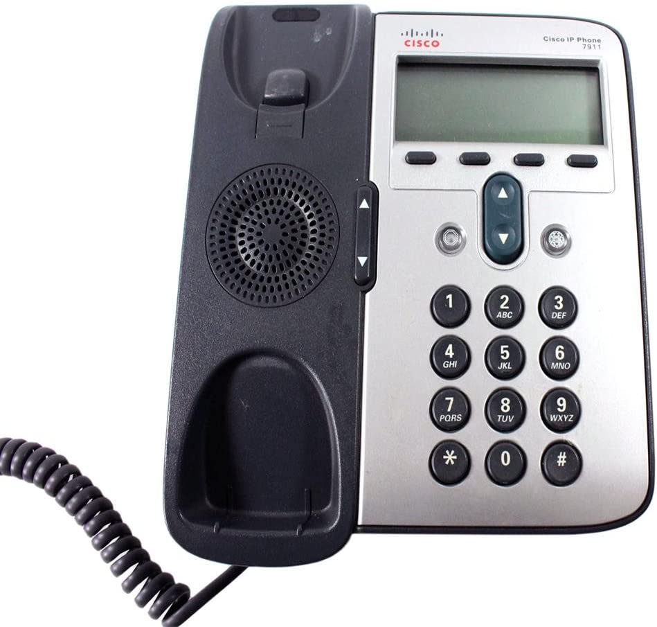 Cisco CP-7911G UNIFIED IP PHONE 7911 VoIP PHONE SCCP