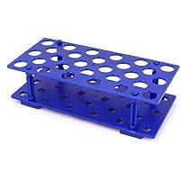 DealMux a14120400ux0370 Laboratorio de plástico 28 orificios 17