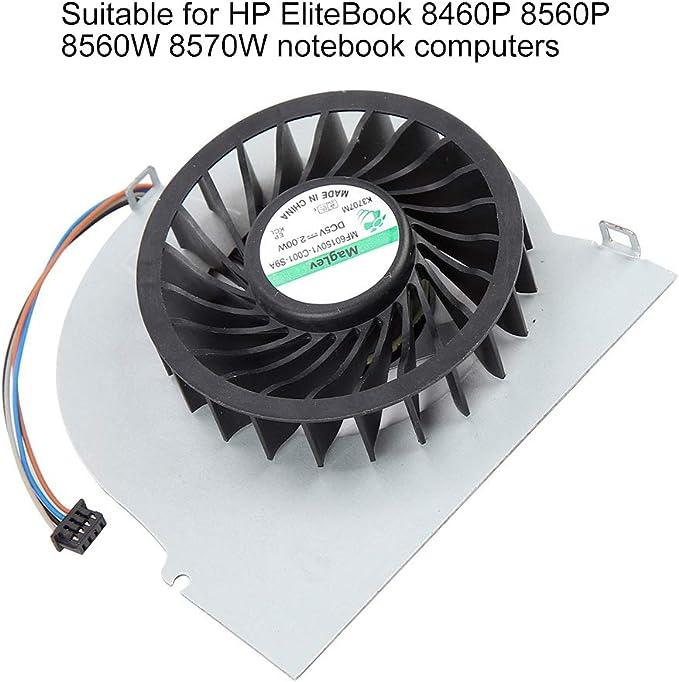 Zer one Ventilador de refrigeración de la CPU, portátil de bajo ...