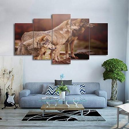 ZTTPCP 100 * 55cm Cartel HD Impreso Pintura de la Lona ...