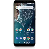 Xiaomi Mi A2 Dual SIM - 64GB, 4GB RAM, 4G LTE, Black – International Version