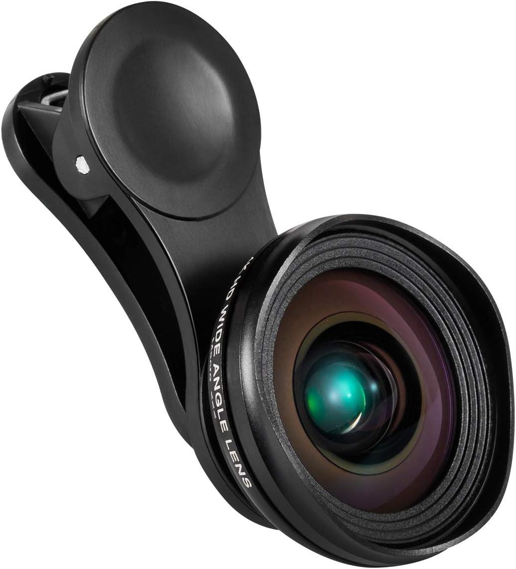 Lente 4K HD para iPhone 8 7 6 6s Plus X XS XR Samsung