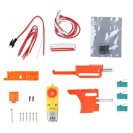Amazon.com: Goshfun Worker STF Fully Automatic Modified Kit for Nerf on