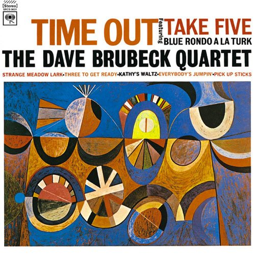 Dave Brubeck Quartet Take Five Unsquare Dance